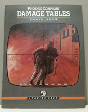 Leading Edge Phoenix Command Damage Tables Small Arms