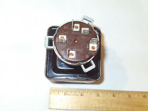 Rambler/AMC 1967-69 NOS Dashboard Ignition Switch Assembly