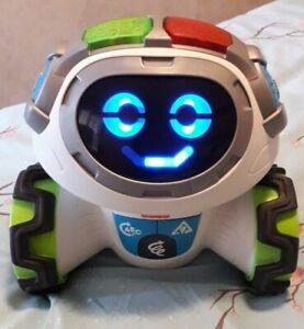 Fisher Price Movi Interactive Toy Robot Light Up Educational Learning