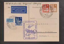 Flugpost für Sammler aus der Bundesrepublik