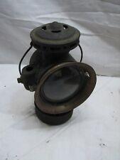 Vintage Dietz Eureka Driving Lantern Fluid Lamp Light Model T Buggy