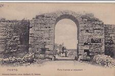PESTO (Paestum): Porta d'entrata ai monumenti