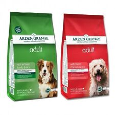 2 x 12kg  Arden Grange Chicken / lamb and Rice Adult Dog Food only £26.25 each!