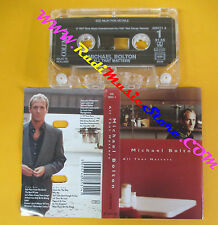 MC MICHAEL BOLTON All that matters 1997 holland COLUMBIA no cd lp vhs dvd