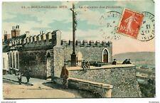 CPA-Carte postale- France - Boulogne sur Mer -Le Calvaire des Pêcheurs - 1910