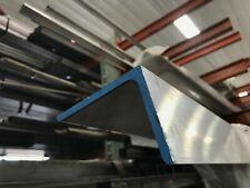 6063 T52 Aluminum Angle 1X 3X 12 Long 1//8 Thick