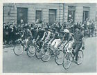 N°4 Internationale Friedensfahrt Peace Race Germany Deutschland DDR 1954 CHROMO