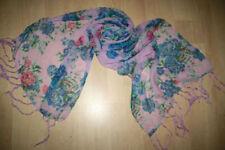 Fransen Damen-Schals & -Tücher im Pashmina-Stil aus Polyester