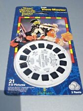 View-Master 3 reel pack mint Muppets Treasure Island
