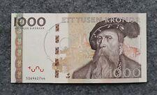 SWEDEN 1000 KRONOR 2005 Gem UNC