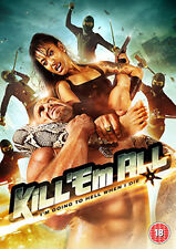 KILL EM ALL - DVD - REGION 2 UK