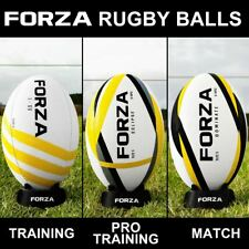 FORZA Rugby Balls | Size 3/4/5 Rugby Ball **NEW 2021 MODELS** Training & Match