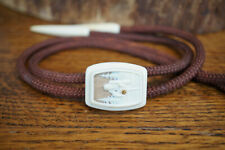 Beautiful Hand Crafted Gold Panning Mining 49er Gold Miner Bolo Tie