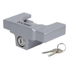 Curt 23081 Powder Coated Aluminum Trailer Tongue Lock For 2 Or 2-5/16 In Coupler