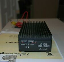 RF CONCEPTS - 2/70G - VHF/UHF AMPLIFIER with GaAsFet receive preamplifiers