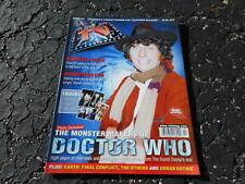 #127 TV ZONE vintage movie tv magazine (UNREAD) - DOCTOR WHO