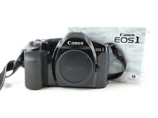 CANON EOS 1 PRO 35MM FILM MANUAL AUTOFOCUS SLR CAMERA BODY