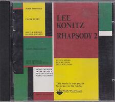 LEE KONITZ - rhapsody 2 CD