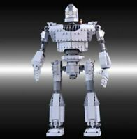 MOC Bricks The Iron Giant -I Am Not a Gun  (100% Rating Seller)