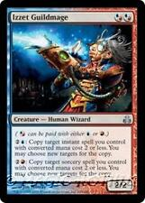 IZZET GUILDMAGE Guildpact MTG Blue/Red Creature — Human Wizard Unc