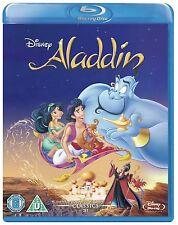 Aladdin - UK Region B Blu Ray - Walt Disney