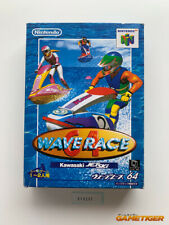 WAVE RACE 64 (No Manual) Nintendo 64 JAPAN Ref:310532