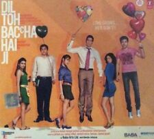 DIL TOH BACCHA HAI JI - BRAND NEW CD - FREE UK POST
