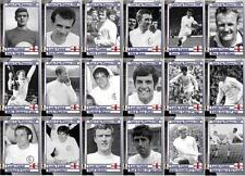 Leeds United 1968 UEFA Fairs Cup winners football trading cards