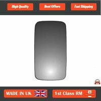 Renault Mascott 1999-2010 Right Driver Side Convex wing mirror glass 678RS