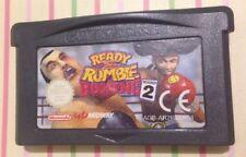 READY 2 RUMBLE BOXING: ROUND 2 Nintendo GameBoy Advance Game Cartridge