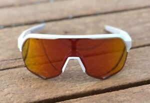 100% S2 Sunglasses with HiPER Red Mirror Lens & Clear Lens