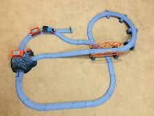 Thomas and Friends Trackmaster Blue Mountain Gravel Delivery Mine Cargo Car HTF