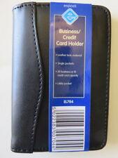 Titular de la tarjeta de crédito o negocio X 1-tarjeta capacidad 20 tarjetas de negocios o de crédito de 10