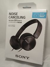 SONY MDR-ZX110NC Digital Noise Cancelling Headphones Tracking Number from Japan