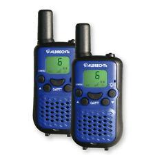 Walky Talky ALBRECHT Tectalk Easy 2 mini PMR446 8 Kanal bis 10Km zugelassen blau