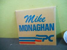 PC Campaign Button Pinback Canada Election Political Pin,Mike Monaghan