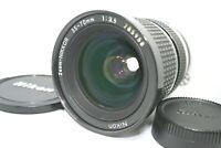Nikon Zoom-NIKKOR 35-70mm F3.5 Ai Lens Excellent+++ from Japan