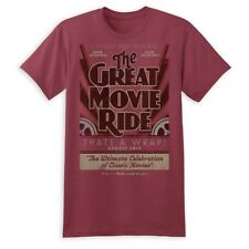Disney Hollywood Studios The Great Movie Ride Thats A Wrap T-Shirt S M L XL XXL