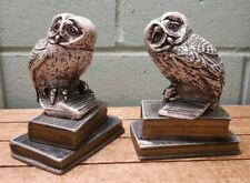 Pair of Owl Bookends GR71