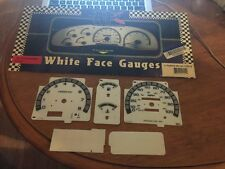93 94 95 96 97 Nissan Hardbody Auto White Face Glow Through Gauges For Cluster