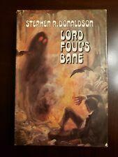 Stephen R. Donaldson.  LORD FOUL'S BANE.  SFBC, 1977.  1st HC/DJ.  Code H21.