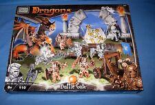 Mega Bloks Dragons Battle Gate NEW Ages 8+