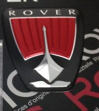 Genuine RARE ROVER 75 Facelift anteriore griglia Badge dad000021