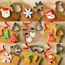 Metal Gingerbread Cookie Cutter Baking Cake DIY Mold Mould Tool Christmas Gift