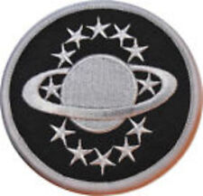 """Galaxy Quest Movie Command Black Uniform Embroidered Patch 3"""""""