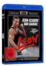 Jean Claude van Damme LEON Uncut - CLASSIC CULT EDIZIONE BLU-RAY nuovo