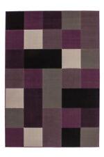 Tapis rectangulaire avec un motif Carreaux pour la maison, 160 cm x 230 cm