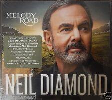 Neil Diamond - Melody Road (CD 2014 Digipak Capital) NEW Sealed