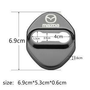 Car Accessories Door Lock Cover - Mazda 3 CX3 CX5