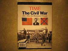 Time The Civil War 1861-1862: An Illustrated History Fort Sumter Bull Run
